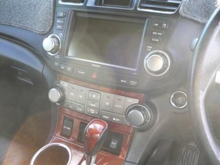 2011 Toyota Kluger GSU40R MY11 Grande 2WD White 5 Speed Sports Automatic Wagon