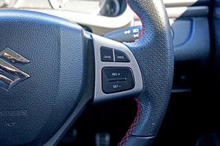 2015 Suzuki Swift FZ MY15 Sport Black 6 Speed Manual Hatchback