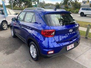 2021 Hyundai Venue QX.V3 MY21 Blue 6 Speed Automatic Wagon