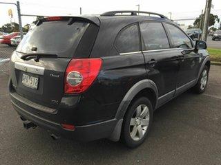 2010 Holden Captiva CG MY10 CX (4x4) Black 5 Speed Automatic Wagon