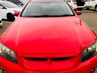 2008 Holden Commodore VE Omega Red 4 Speed Automatic Sedan