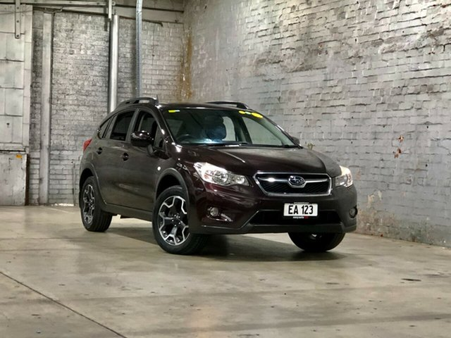 Used Subaru XV G4X MY12 2.0i-L Lineartronic AWD Mile End South, 2012 Subaru XV G4X MY12 2.0i-L Lineartronic AWD Red 6 Speed Constant Variable Wagon