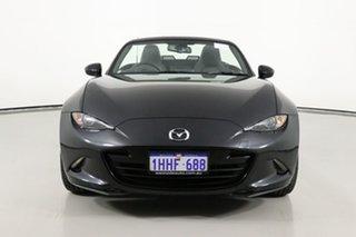 2016 Mazda MX-5 K GT Black 6 Speed Manual Roadster.