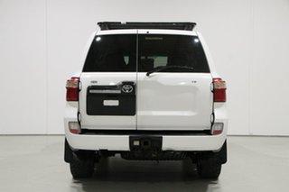 2015 Toyota Landcruiser VDJ200R MY13 GX (4x4) White 6 Speed Automatic Wagon
