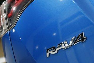 2016 Toyota RAV4 ALA49R GXL AWD Blue 6 Speed Sports Automatic Wagon