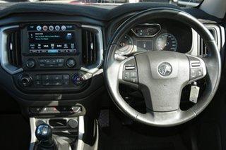 2016 Holden Colorado RG MY17 LTZ Pickup Crew Cab Bronze 6 Speed Manual Utility