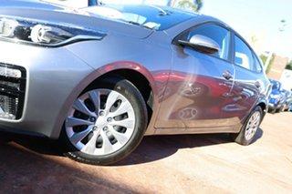 2020 Kia Cerato BD MY20 S Grey 6 Speed Automatic Hatchback.
