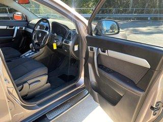 2013 Holden Captiva CG MY13 7 SX (FWD) Grey 6 Speed Automatic Wagon