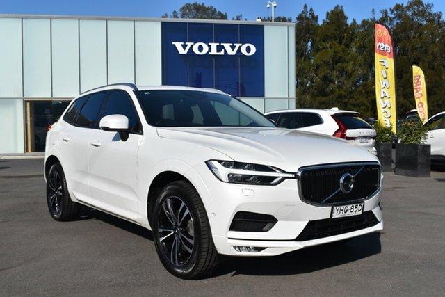 Used Volvo XC60 UZ MY18 D4 AWD Momentum Gosford, 2017 Volvo XC60 UZ MY18 D4 AWD Momentum White 8 Speed Sports Automatic Wagon