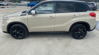 2016 Suzuki Vitara LY S Turbo 2WD Ivory 6 Speed Sports Automatic Wagon