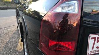 2005 Mitsubishi Pajero NP MY05 GLS Platinum Black 5 Speed Auto Sports Mode Wagon