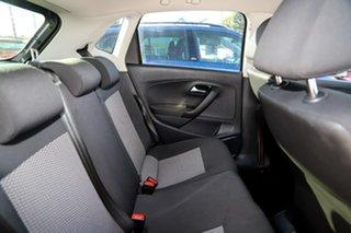 2013 Volkswagen Polo 6R MY13.5 Trendline DSG Grey 7 Speed Sports Automatic Dual Clutch Hatchback
