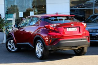 2019 Toyota C-HR NGX10R S-CVT 2WD Red 7 Speed Constant Variable Wagon.