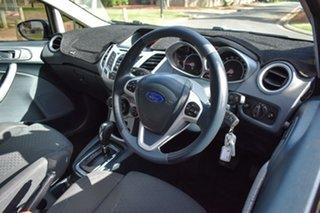 2011 Ford Fiesta WT Zetec PwrShift Silver 6 Speed Sports Automatic Dual Clutch Hatchback