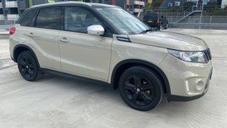 2016 Suzuki Vitara LY S Turbo 2WD Ivory 6 Speed Sports Automatic Wagon.