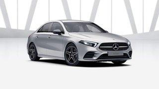 2021 Mercedes-Benz A-Class V177 801+051MY A180 DCT Iridium Silver 7 Speed