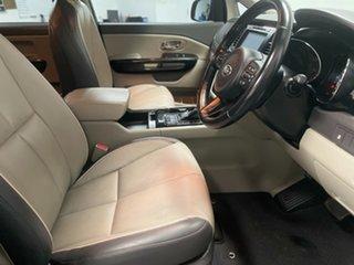 2017 Kia Carnival YP MY18 SLi Black 6 Speed Sports Automatic Wagon