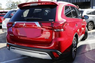2021 Mitsubishi Outlander ZL MY21 Exceed AWD Black 6 Speed Sports Automatic Wagon.