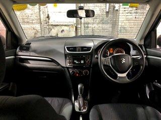 2013 Suzuki Swift FZ GL Green 4 Speed Automatic Hatchback