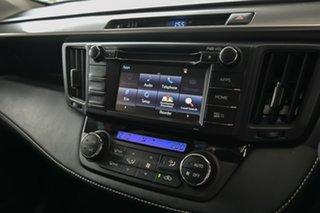 2018 Toyota RAV4 ASA44R GXL AWD Crystal Pearl 6 Speed Sports Automatic Wagon
