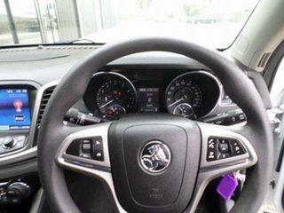 2013 Holden Commodore VF Evoke White 6 Speed Automatic Sedan
