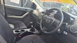2015 Mazda BT-50 MY16 XT Hi-Rider (4x2) Bronze 6 Speed Manual Dual Cab Chassis