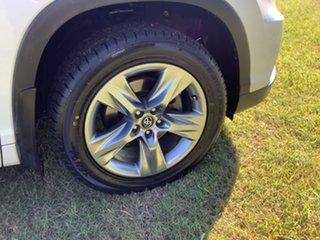 2016 Toyota Kluger GSU55R Grande AWD White 6 Speed Sports Automatic Wagon