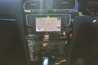 2016 Volkswagen Golf AU MY17 110 TSI Highline Grey 7 Speed Auto Direct Shift Hatchback