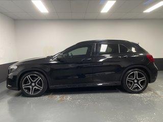 2015 Mercedes-Benz GLA-Class X156 806MY GLA250 DCT 4MATIC Black 7 Speed Sports Automatic Dual Clutch