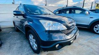 2008 Honda CR-V RE MY2007 Luxury 4WD Grey 5 Speed Automatic Wagon.