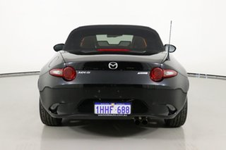2016 Mazda MX-5 K GT Black 6 Speed Manual Roadster