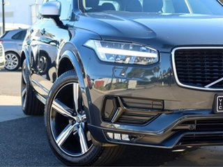 2016 Volvo XC90 L Series MY16 D5 Geartronic AWD R-Design Grey 8 Speed Sports Automatic Wagon.