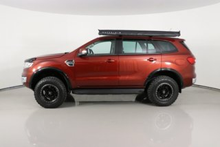 2016 Ford Everest UA MY17 Trend Red 6 Speed Automatic SUV