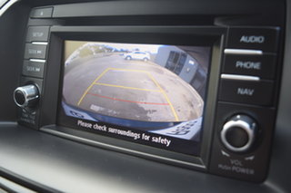 2014 Mazda CX-5 KE1071 MY14 Maxx SKYACTIV-Drive Sport Deep Crystal Blue 6 Speed Sports Automatic.