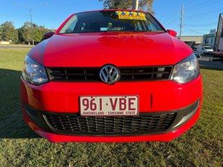 2012 Volkswagen Polo 6R MY12.5 Trendline DSG 7 Speed Sports Automatic Dual Clutch Hatchback