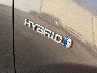 2013 Toyota Prius c NHP10R E-CVT Grey 1 Speed Constant Variable Hatchback Hybrid.