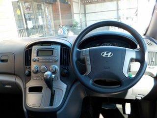 2014 Hyundai iMAX TQ-W MY15 Black 4 Speed Automatic Wagon