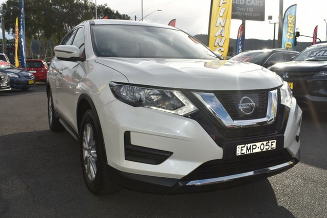 Used Nissan X-Trail T32 Series II ST X-tronic 4WD Gosford, 2019 Nissan X-Trail T32 Series II ST X-tronic 4WD White 7 Speed Constant Variable Wagon