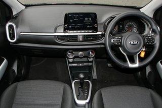2021 Kia Picanto JA MY21 S Aurora Black 4 Speed Automatic Hatchback.