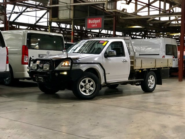 Used Great Wall V200 K2 MY14 Mile End South, 2014 Great Wall V200 K2 MY14 White 6 Speed Manual Utility
