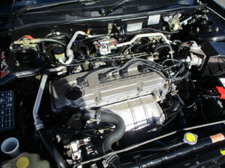 1995 Nissan Bluebird TI Purple 4 Speed Automatic Sedan