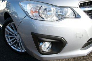 2012 Subaru Impreza G4 MY12 2.0i-S Lineartronic AWD Silver 6 Speed Constant Variable Sedan.