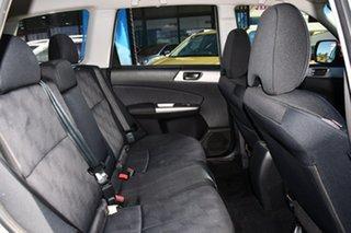 2009 Subaru Forester S3 MY10 X AWD Silver 4 Speed Sports Automatic Wagon