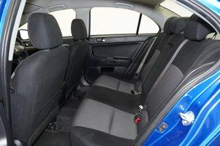2015 Mitsubishi Lancer CF MY16 ES Sport Blue 6 Speed Constant Variable Sedan