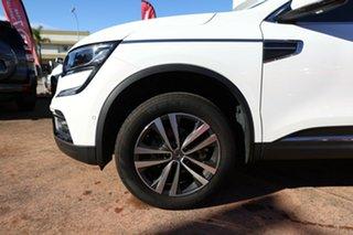 2020 Renault Koleos XZG MY20 Zen X-Tronic (4x2) White Continuous Variable Wagon.