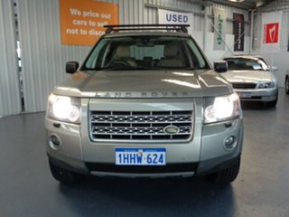 2009 Land Rover Freelander 2 LF 09MY Si6 HSE Gold 6 Speed Sports Automatic Wagon.