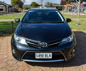 2013 Toyota Corolla ZRE182R Ascent Sport S-CVT Black 7 Speed Constant Variable Hatchback