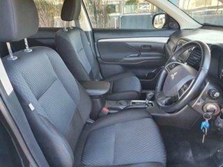 2013 Mitsubishi Outlander ZJ MY14 LS 2WD Black 6 Speed Constant Variable Wagon