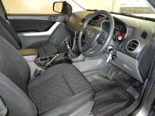 2015 Mazda BT-50 MY13 XT Hi-Rider (4x2) Grey 6 Speed Manual Dual Cab Chassis