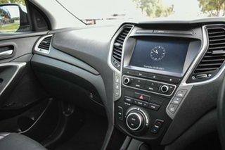 2016 Hyundai Santa Fe DM3 MY16 Highlander Silver/clether 6 Speed Sports Automatic Wagon